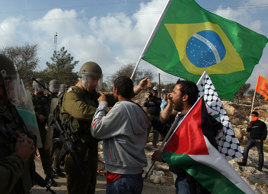 Brazil lambasts Israel's new settlement approval