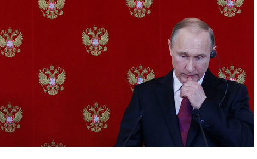 US-Russia war of words is a new Cold War