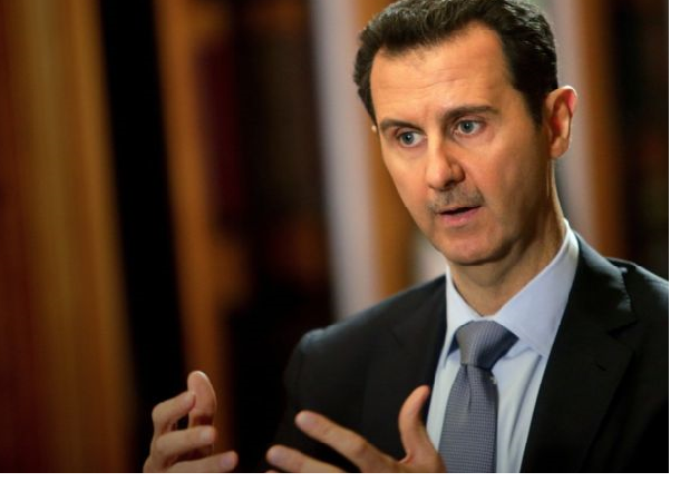 Assad interview: Syria chemical attack was 'fabrication'