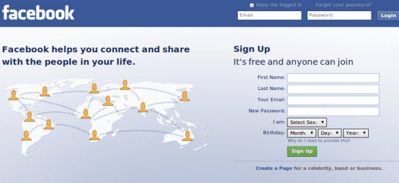 Facebook disrupts suspected spam operation