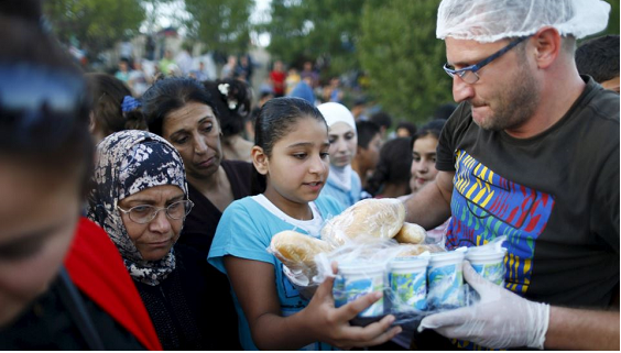 Turkish aid agency sends food aid to Balkans