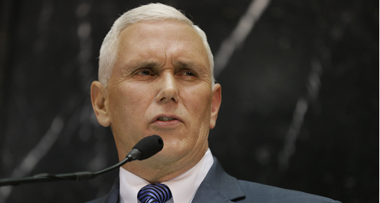 Pence to visit largest mosque in Southeast Asia