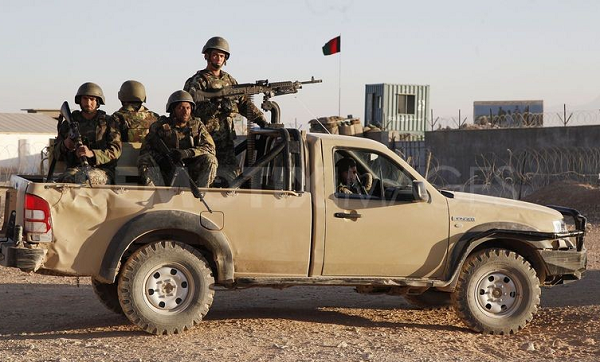 Turkey condemns terror attack on Afghan army