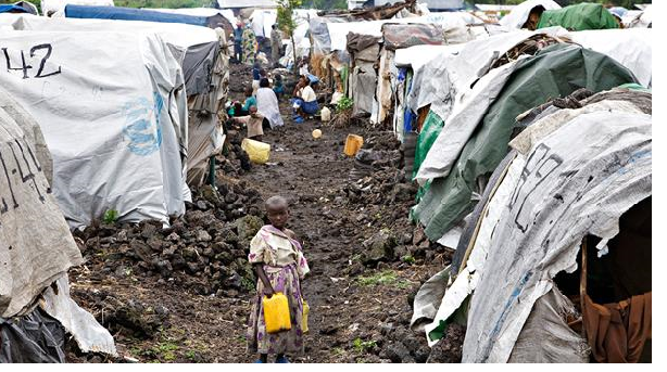 One million displaced in DR Congo's Kasai