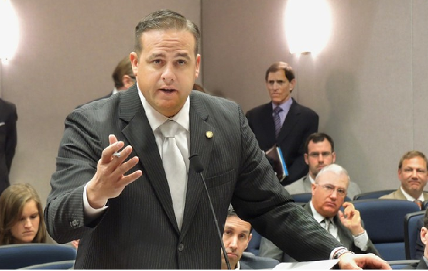 Florida lawmaker resigns after racist tirade