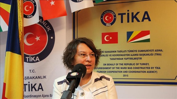 Turkey boosts children's medical care in Seychelles