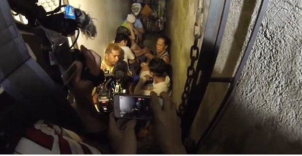 Detainees found in 'secret cell' in Philippines: rights group