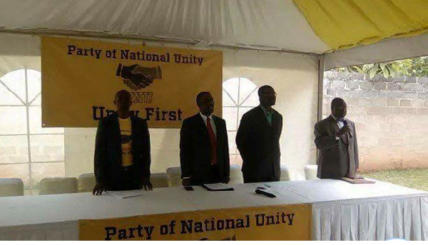 New party launched in bid to unify Zambia