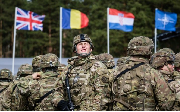 US moves 100 troops from Germany to Poland