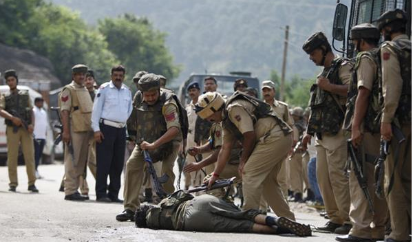 Four killed in attack in Kashmir