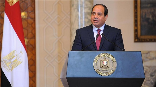 Egypt's al-Sisi in Bahrain for final leg of Gulf tour