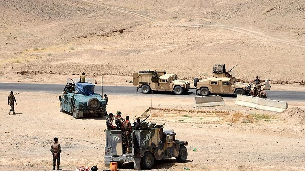 Afghan forces reclaim northern district from Taliban