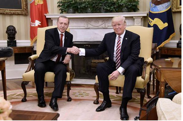 Trump to mend ties with Erdogan at White House meet