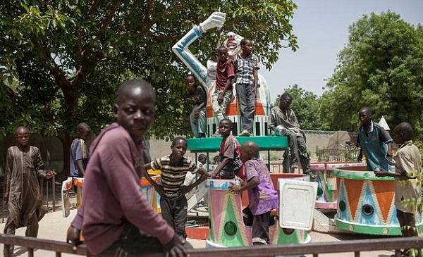 Alone in Maiduguri: the orphans of Boko Haram