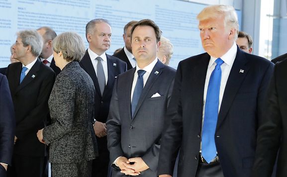 Trump joins new-look G7 amid trade, climate discord