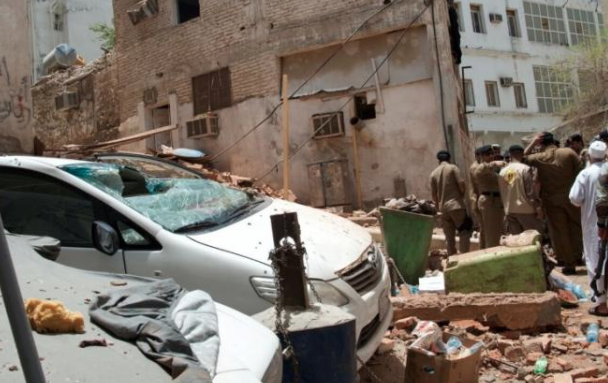 Security forces foil terror plot in Mecca