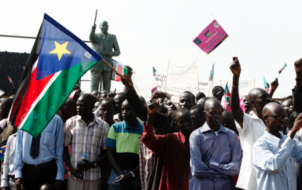 South Sudan marks another year of freedom without peace