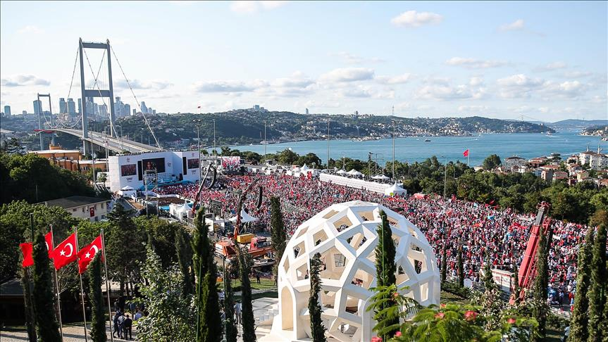 Turkey to mark 2nd anniversary of defeated coup