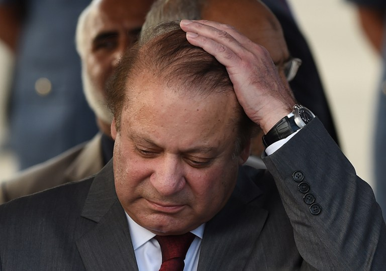 Pakistan: Sharif bid to combine corruption cases denied