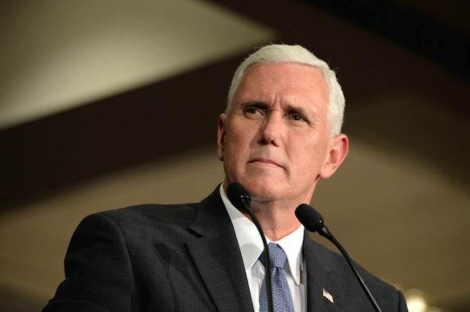Pence accuses Russia of trying to 'destabilize' Balkans