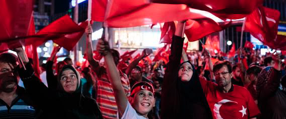 UAE's Hidden Hand in Last Year's Attempted Coup in Turkey