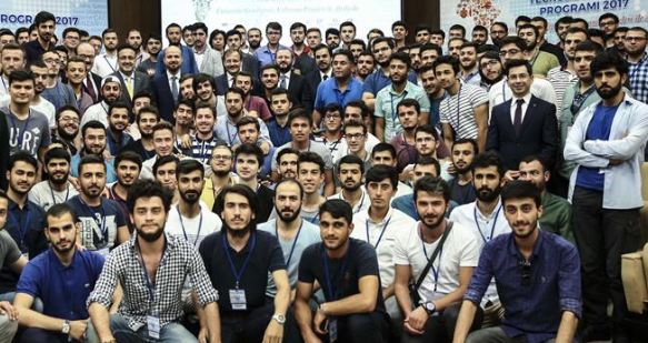 200 Turkish students begin visit to 18 African nations