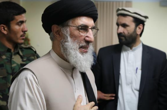 Hekmatyar urges US, NATO to help curb foreign meddling