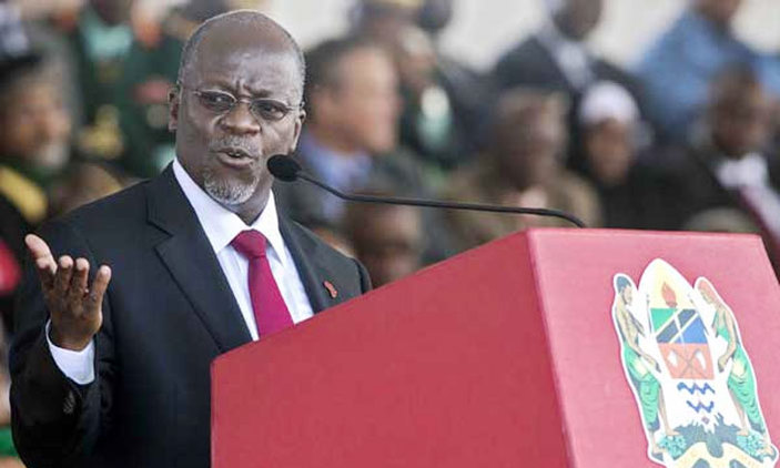 Tanzania MP arrested for 'insulting' president