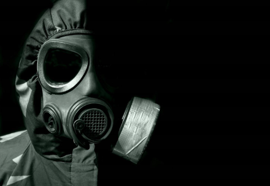 US gives Philippines 1,000 gas masks