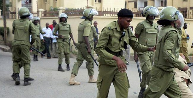 Tanzanian police shoot dead double child killer suspect