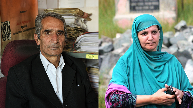 2 Kashmiris awarded human rights prize