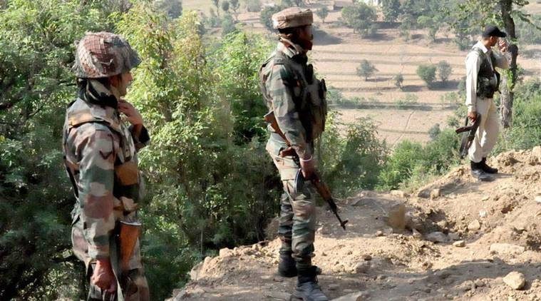 3 killed in Jammu Kashmir cross-border clash