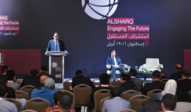 Al Sharq Youth Forum 'in favor of the Future'