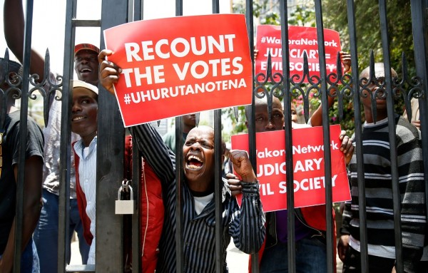 Kenya envoys warn of tensions, call for fair elections