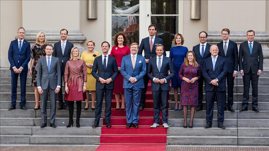 Dutch parties agree on coalition after 225 days