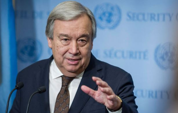 UN chief calls for dialogue in Central African Republic