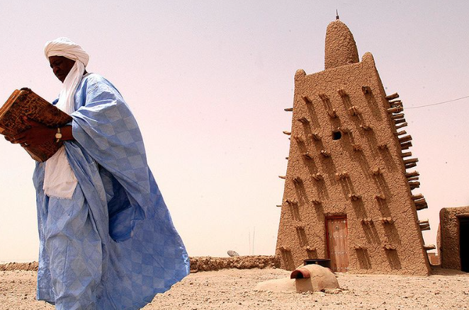 Why are there so many manuscripts in Timbuktu?