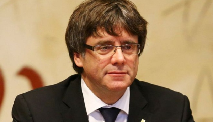 Sacked Catalan leader freed on bail in Belgium