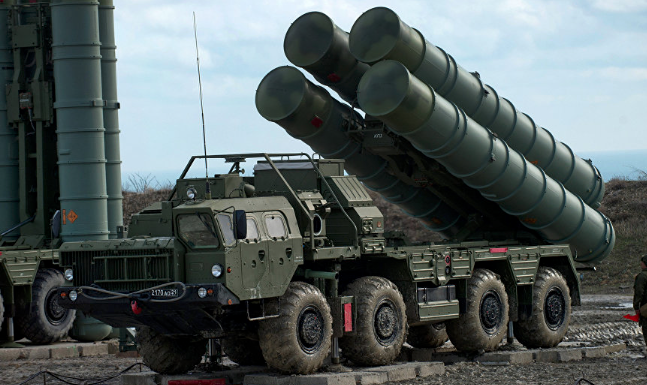 Turkey says purchase of S-400 from Russia 'completed'