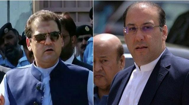 Pakistan's ex-PM Sharif's sons declared absconders