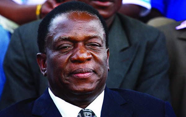 Zimbabwe's new president meets opposition leader