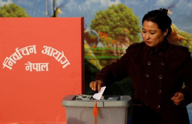 Voters in southern Nepal flock to 2nd round elections