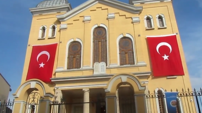 Turkey has restored 14 churches, 1 synagogue since 2003