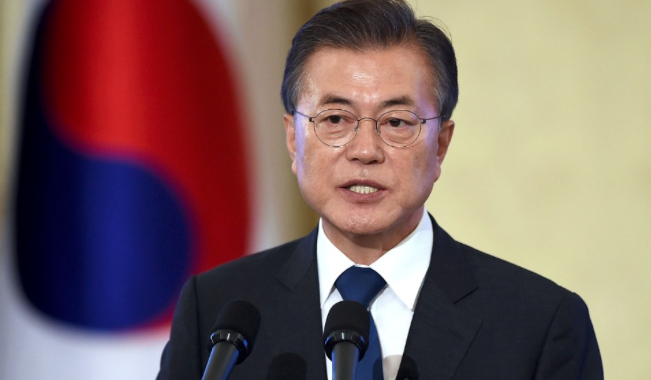 South Korean leader welcomes North's dialogue offer