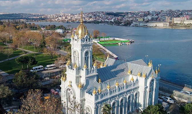 Erdogan to reopen Istanbul's Iron Church on Sunday