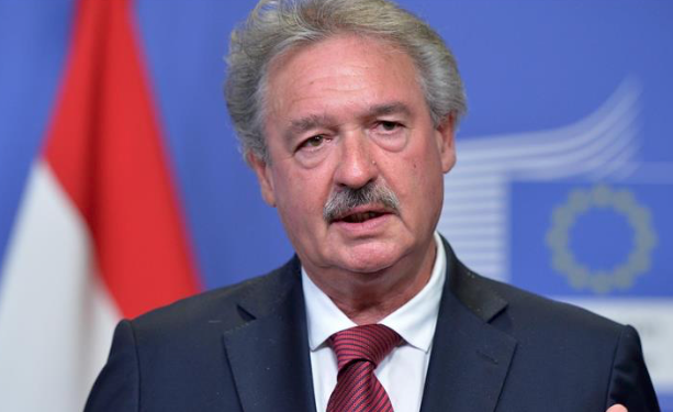 Luxembourg FM voices support to Palestine as state