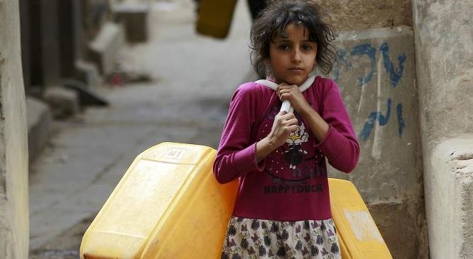 WHO delivers 200 tons of health supplies to Yemen
