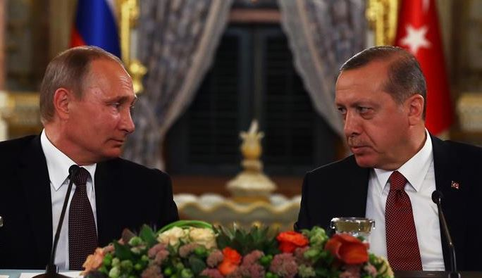 Putin in Turkey to launch nuclear project, discuss Syria