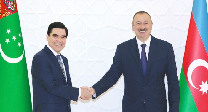 Turkmenistan, Azerbaijan discuss bilateral ties