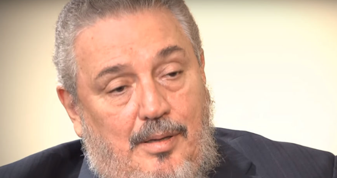 Fidel Castro´s eldest son commits suicide